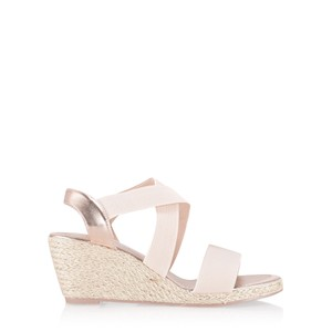 KimShu Liberty Wedge sandal