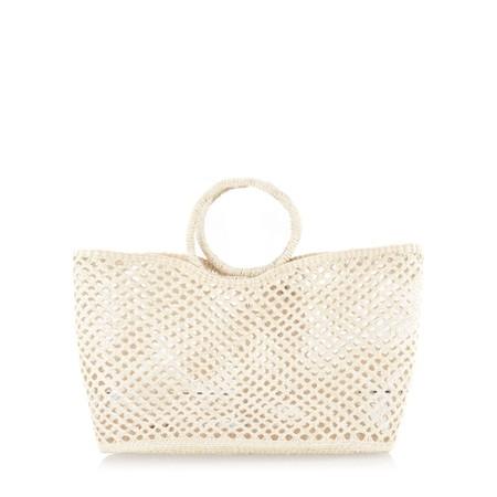 Betsy & Floss Lisla Basket Bag - Beige