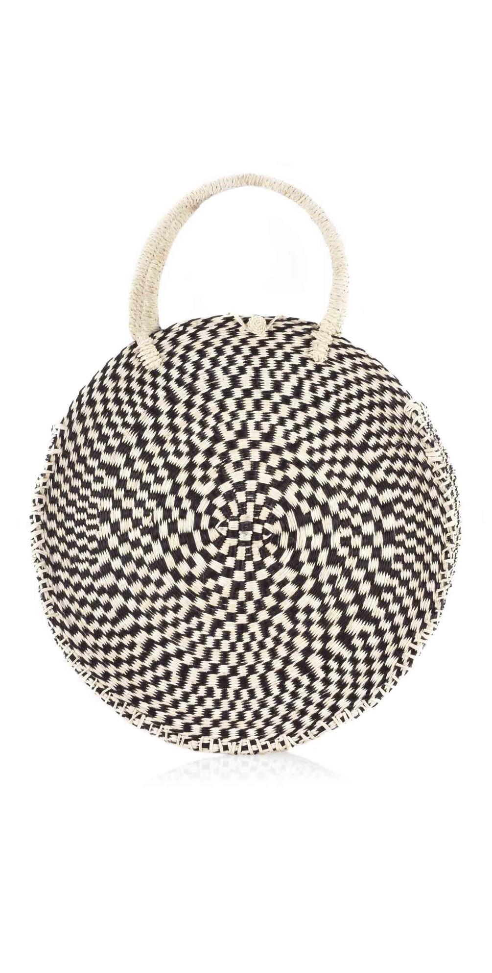 Antibes Round Basket Bag main image