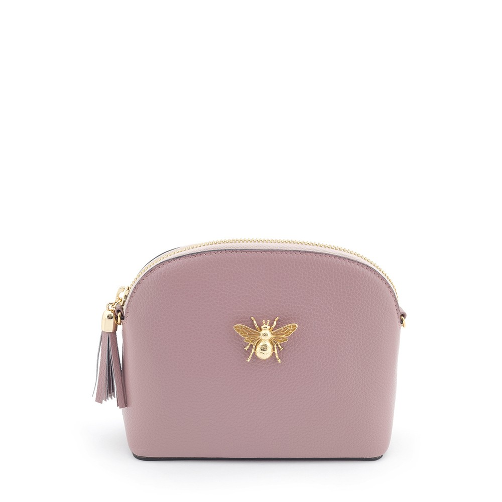Bill Skinner Honey Bee Cross Body Bag Blush