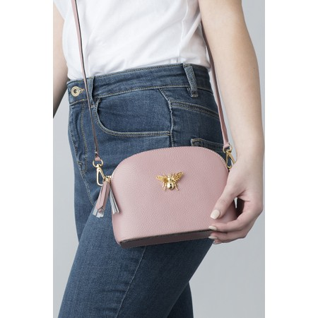 Bill Skinner Honey Bee Cross Body Bag - Pink