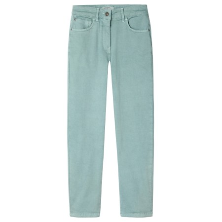Sandwich Clothing Essentials Cropped Trouser - Green