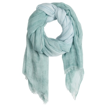 Sandwich Clothing Colour Wash Scarf - Green