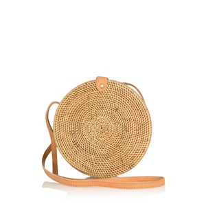 Betsy & Floss Palermo Round Basket Bag