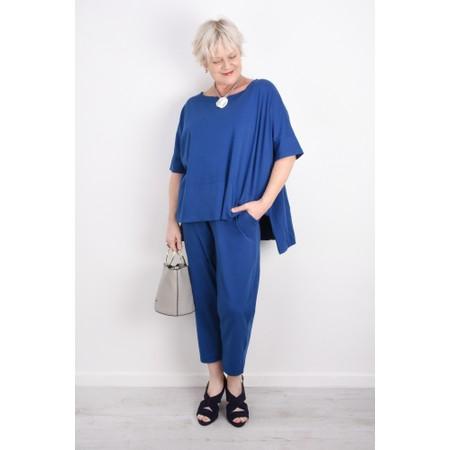 Gemini Label  Valkyrie Sandal - Blue