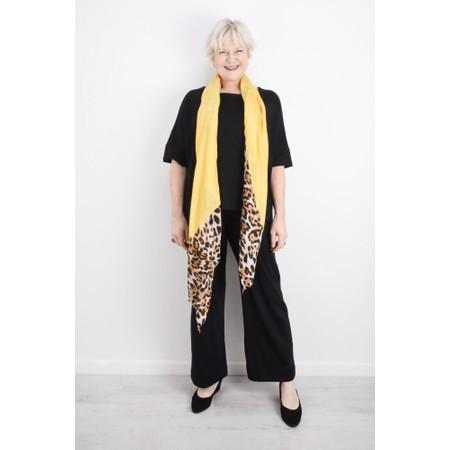 Mama B Clima Izmir Plain Trouser - Black