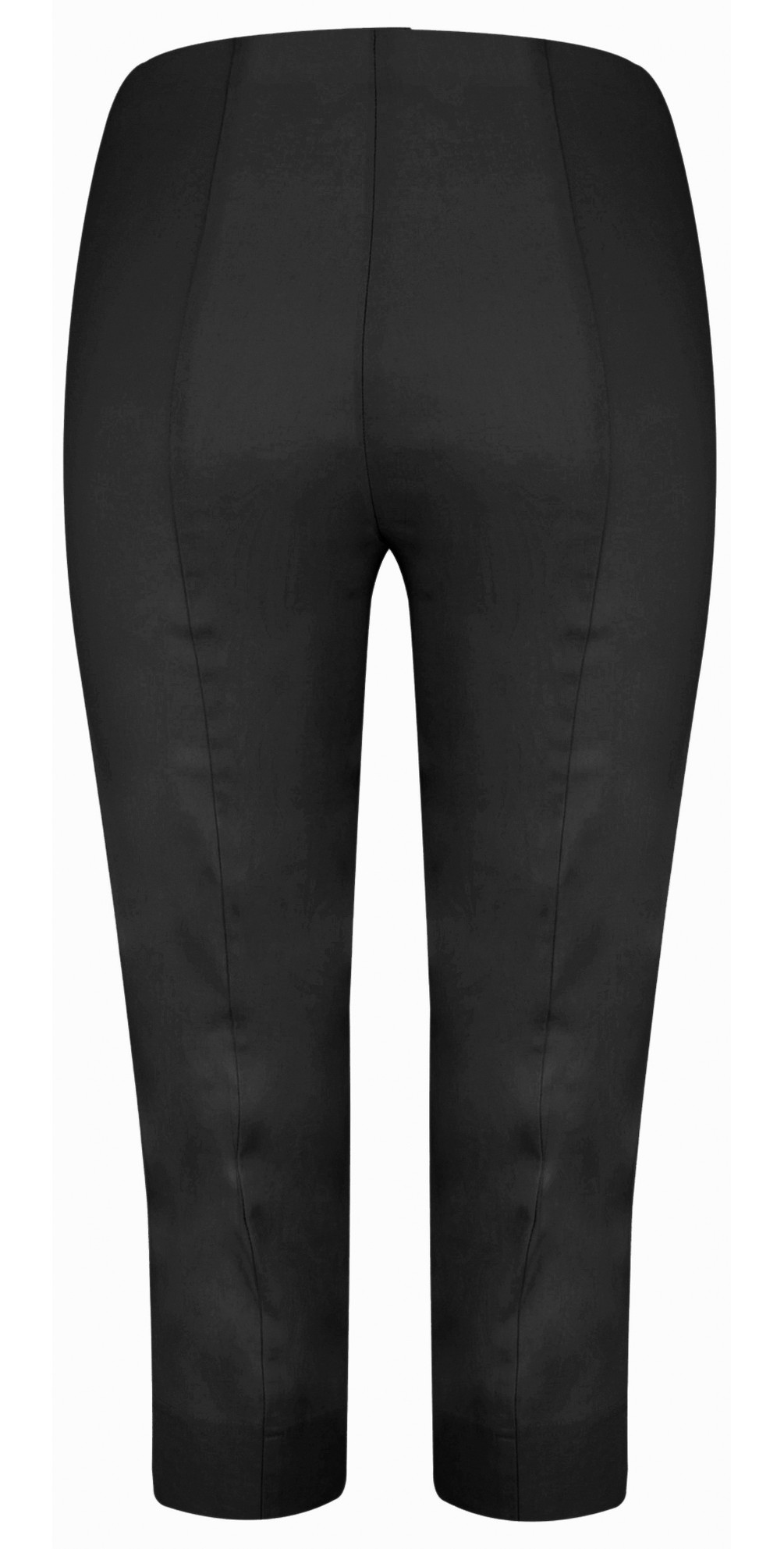 Marie 07 Black Cropped Trouser main image
