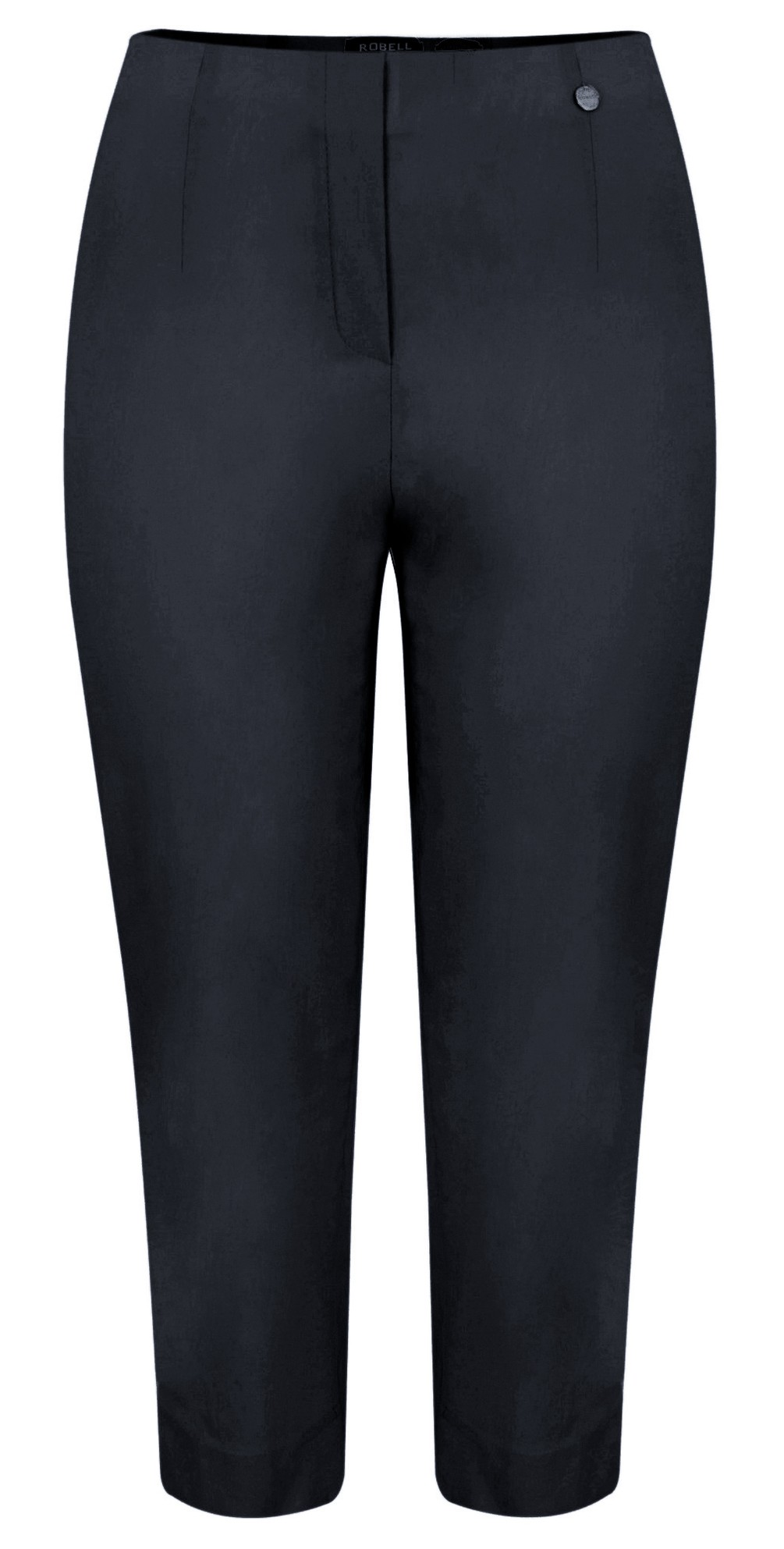 Marie 07 Navy Cropped Trouser main image