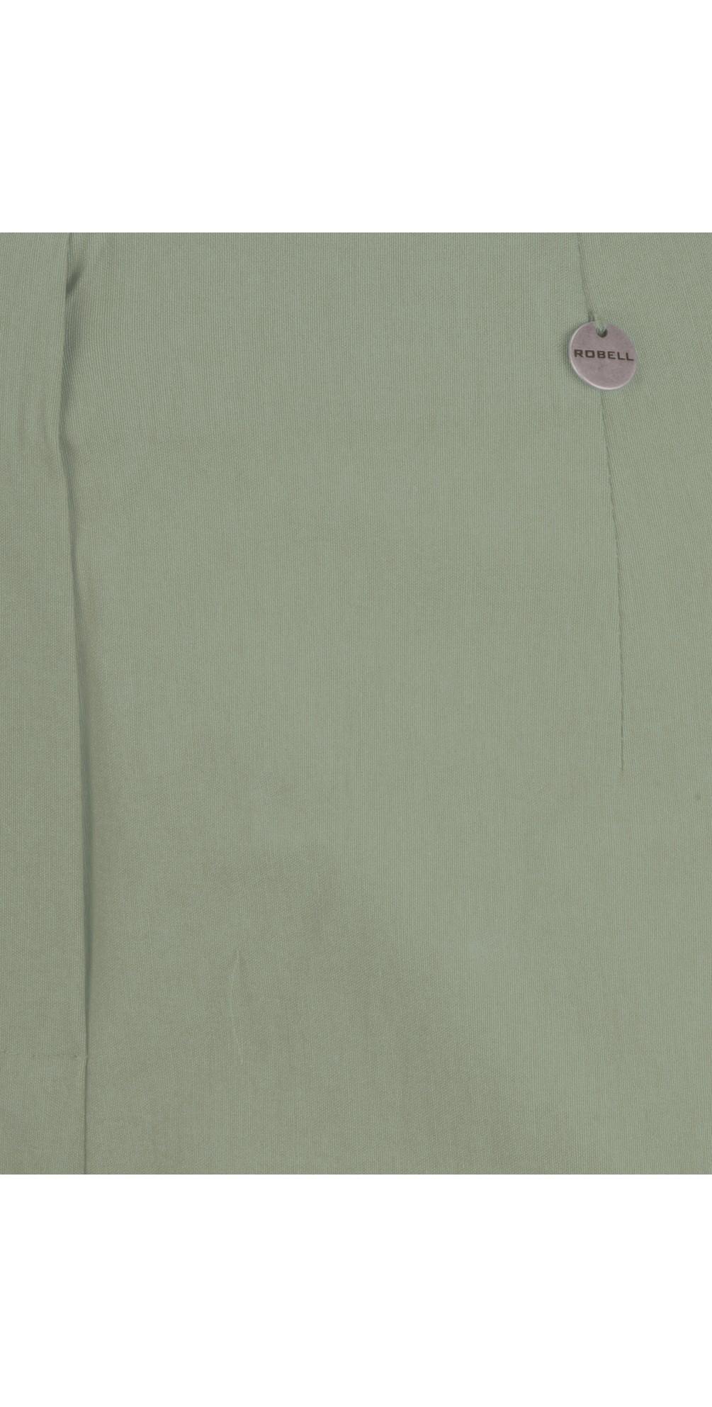 Marie 07 Khaki Cropped Trouser main image
