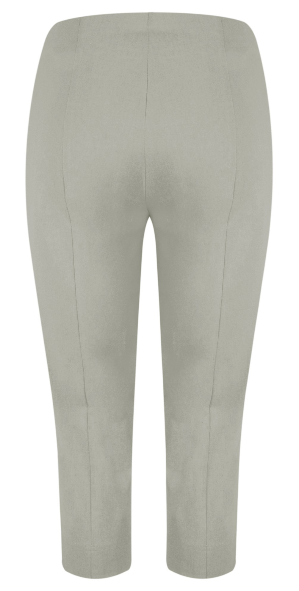 Marie 07 Light Taupe Cropped Trouser main image
