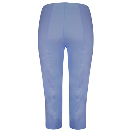 Robell Trousers Marie 07 Cropped Trouser - Blue