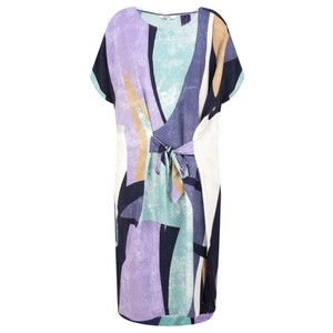 Sandwich Clothing Abstract Colour Block Dress