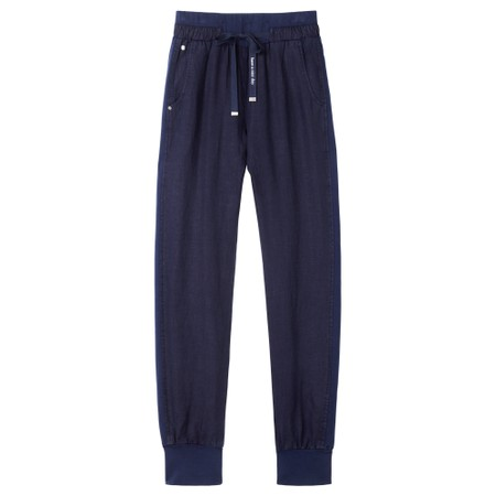 Sandwich Clothing Linen Hareem Trouser - Blue