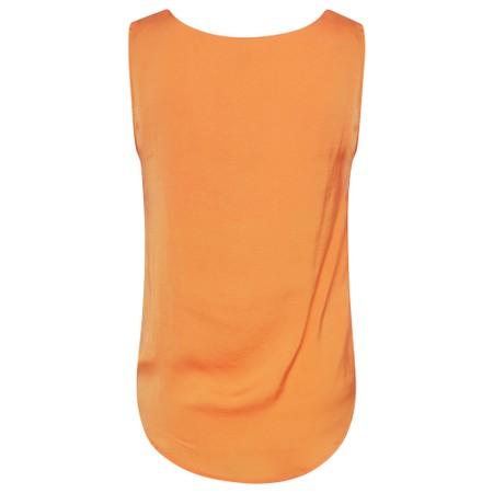 ICHI Crissy Top - Orange