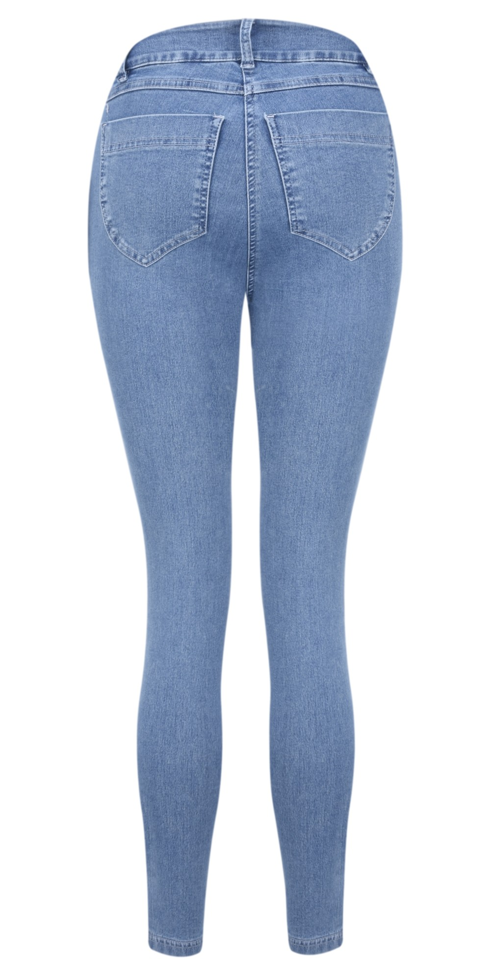 Star 09 Power Stretch Cropped Skinny jean main image