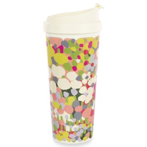 Kate Spade Floral Dot Thermal Mug