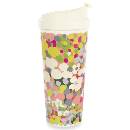 Kate Spade Floral Dot Thermal Mug - Multicoloured