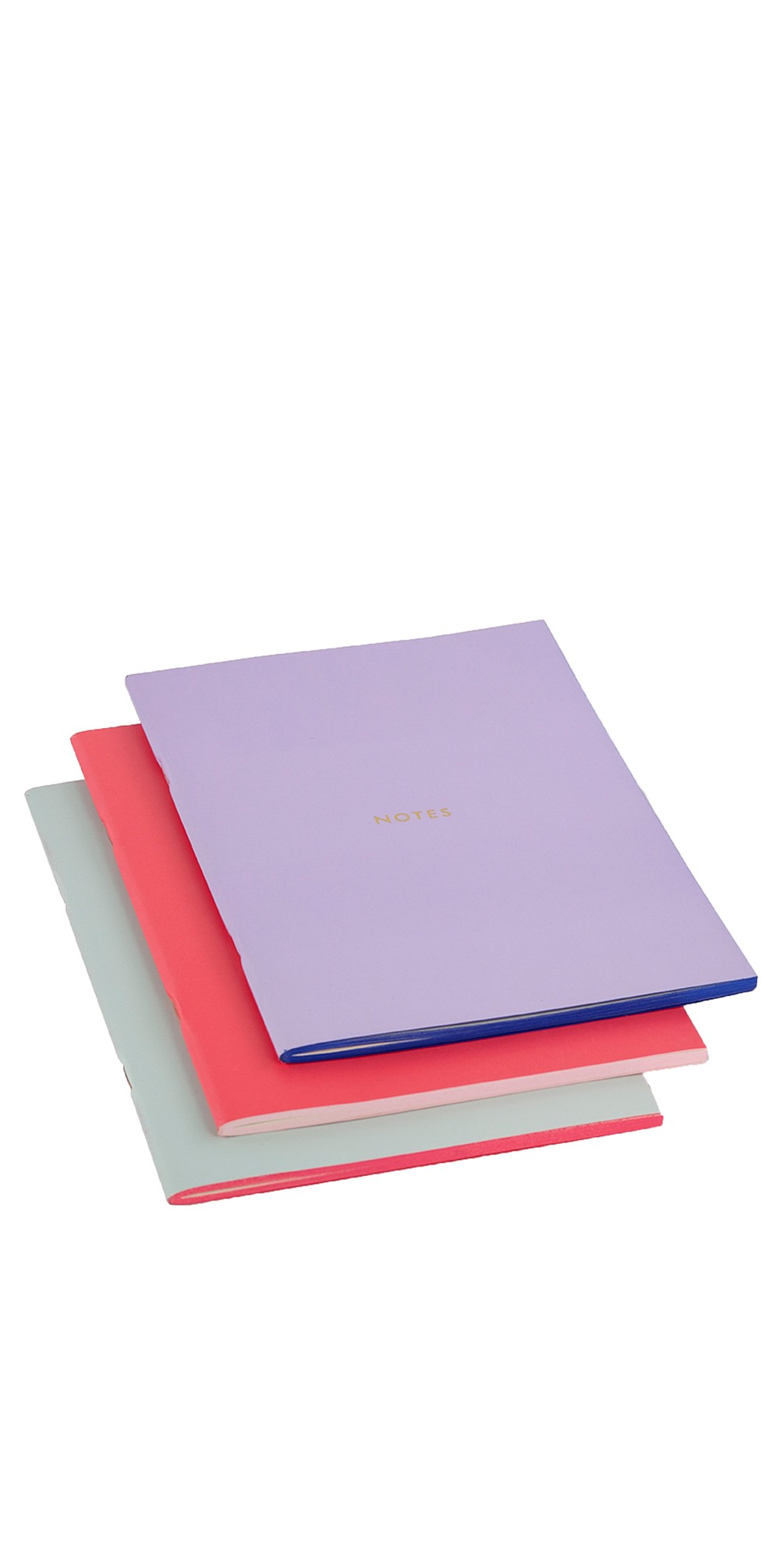 Colourblock Triple Notebook Set main image