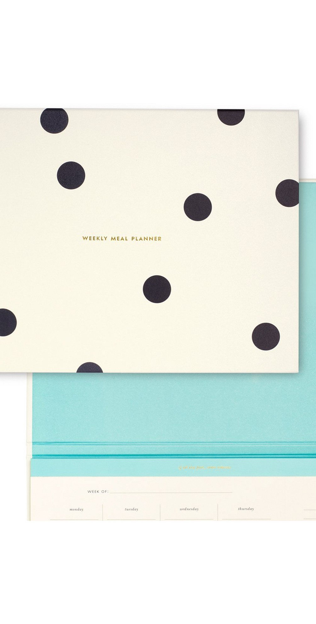 Deco Dot Weekly Meal Planner main image