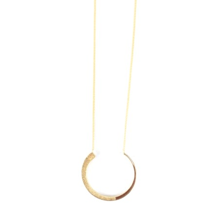 Tutti&Co Branch Necklace - Gold