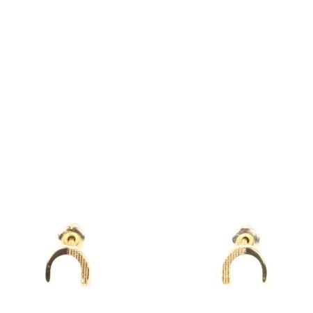 Tutti&Co Branch Earring  - Gold