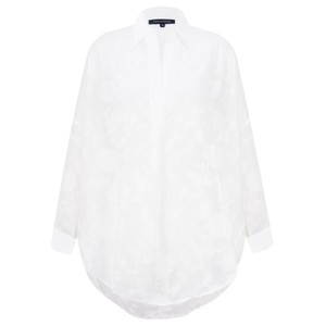 French Connection Clarita Fil Coupe Shirt