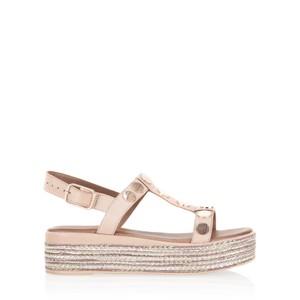 INUOVO Beth Flatform Wedge Sandal
