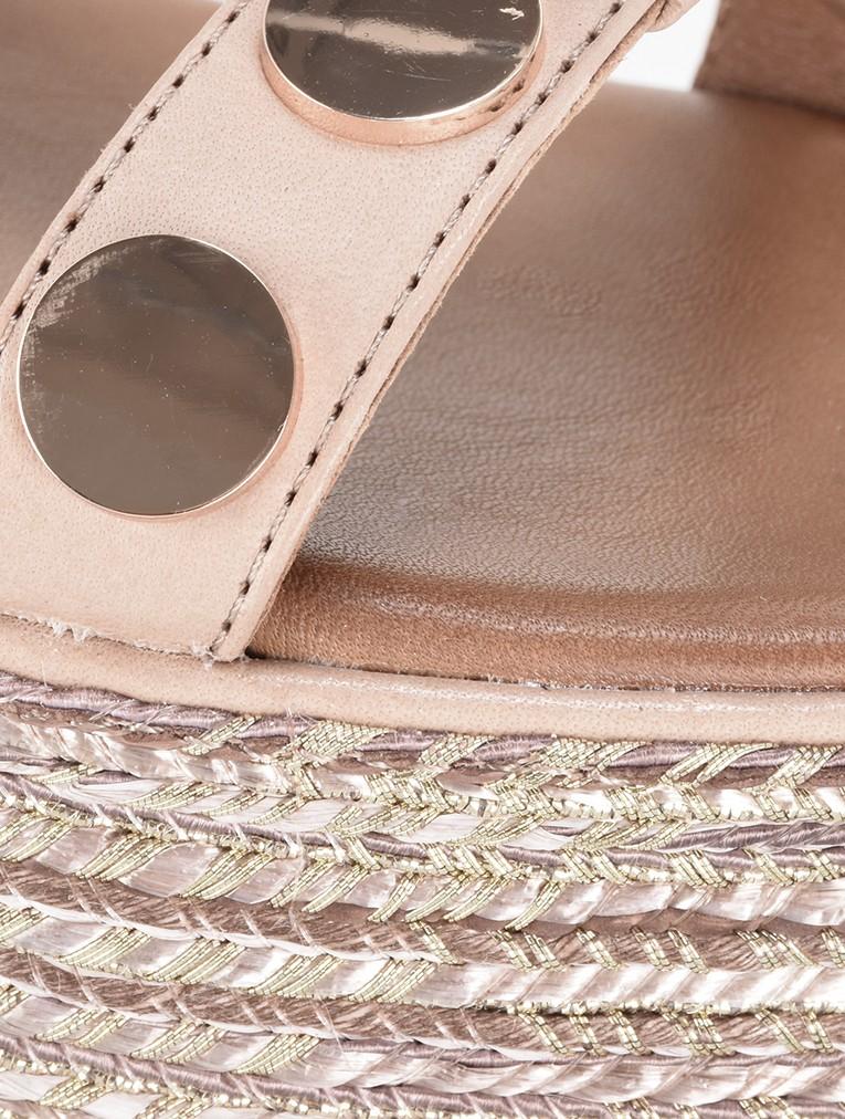 Beth Flatform Wedge Sandal  main image