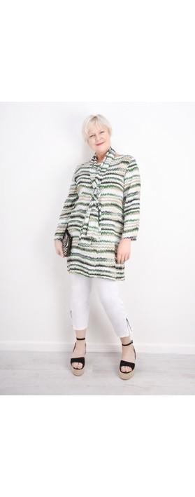 Masai Clothing Padme Basic Trouser Cream