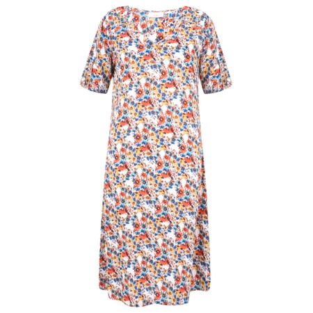 Adini Nadia Print Nadia Dress - Multicoloured