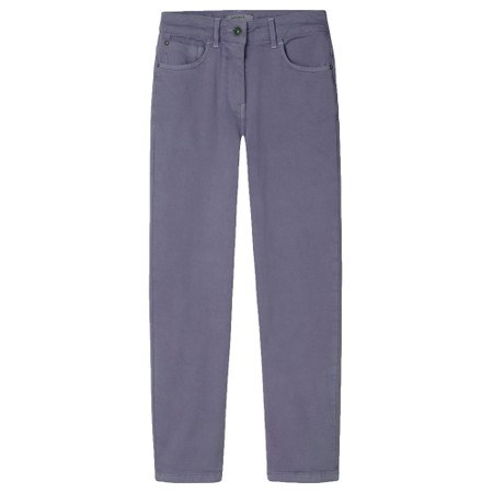 Sandwich Clothing Essentials Cropped Trouser - Purple