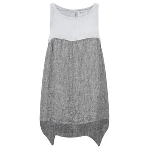 Grizas Marta Sleeveless Linen Top