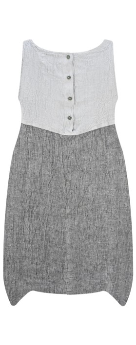 Grizas Marta Sleeveless Linen Top Breeze