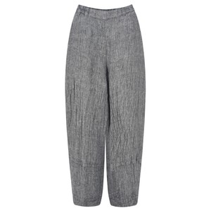 Grizas Dasha Loose Fit Linen Trouser