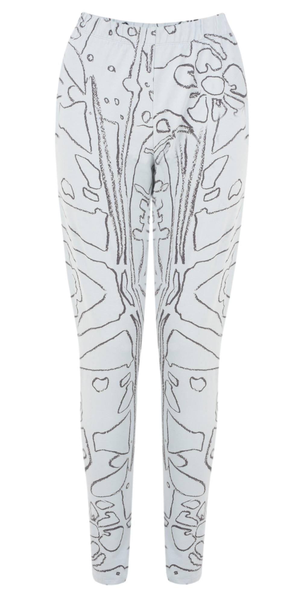 Elze Printed Jersey Leggings main image