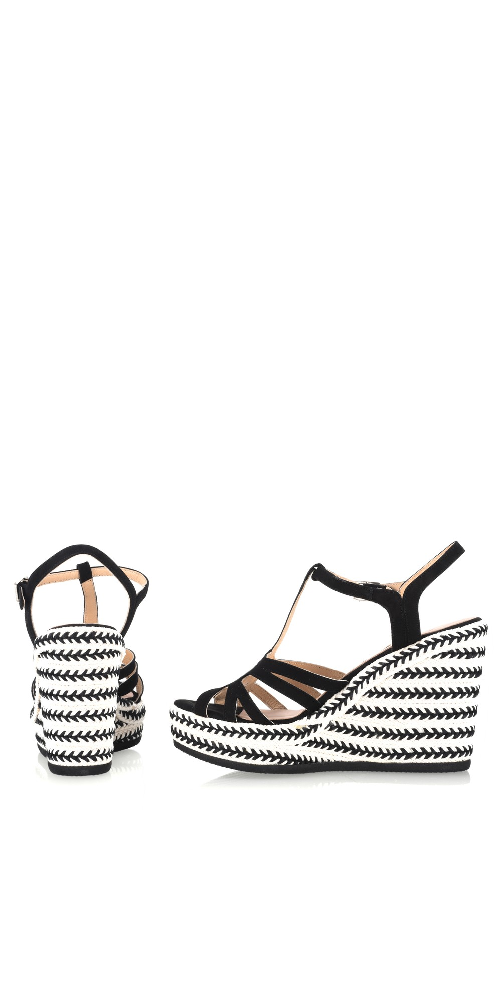 Coral Wedge Sandal main image