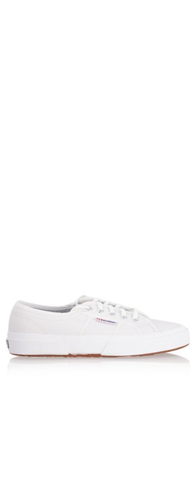 Superga 2750 Efglu Classic Leather Trainer White10