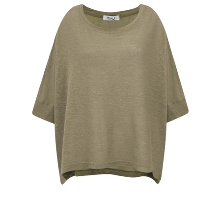 Mama B Lago Hemp Top - Green