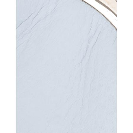 Gemini Label  Allegra Leather Purse - Blue