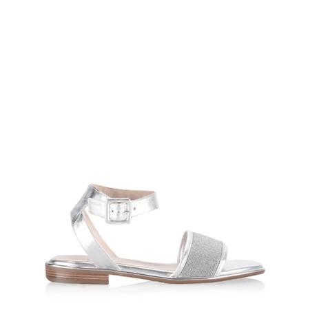 Peter Kaiser Rubina Strappy Sandal - Silver