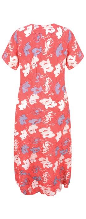 Adini Bridget Print Bridget Dress Poppy