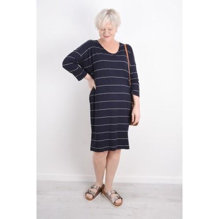 Masai Clothing Nebine Dress - Blue