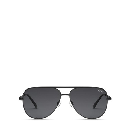 Quay Australia High Key Mini Sunglasses - Black