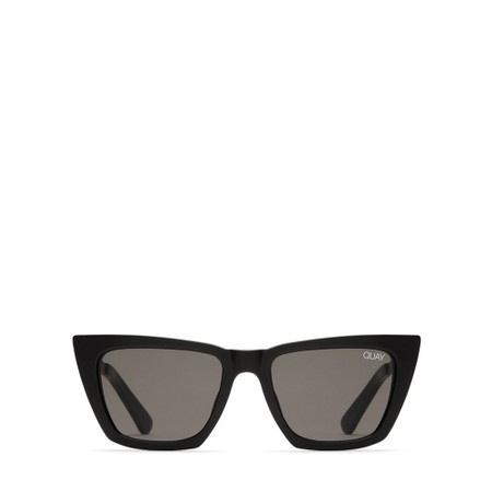 Quay Australia Don't @ Me Sunglasses - Black