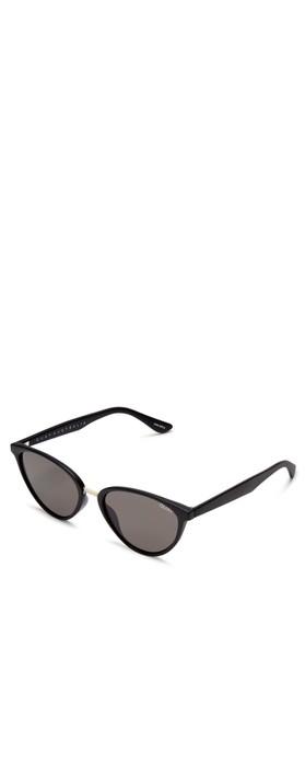 Quay Australia Rumours Sunglasses Black/Smoke