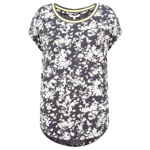 Sandwich Clothing Sporty Floral Top