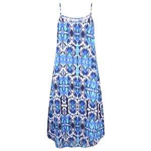 Adini Kiribati Print Pacific Dress