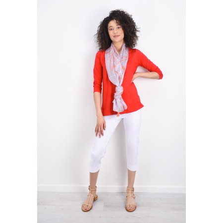 Masai Clothing Cilla Basic Top - Red