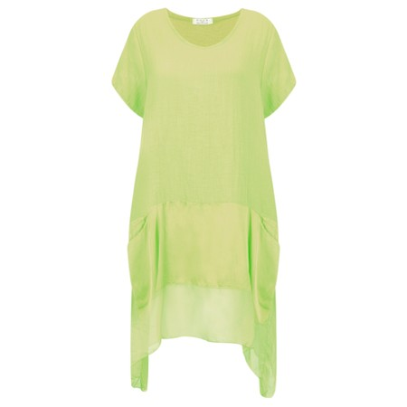 DECK Keva Easyfit Tunic - Green