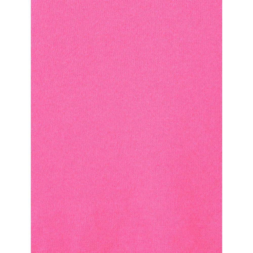 DECK Caitlin Supersoft Knit Jumper Fuchsia